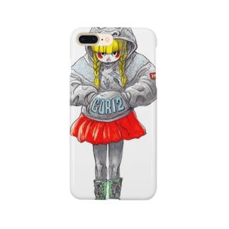 ノルディッコちゃん Smartphone cases