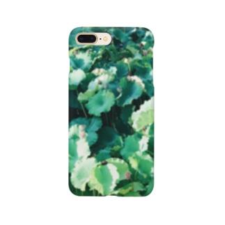 蓮の池 Smartphone cases