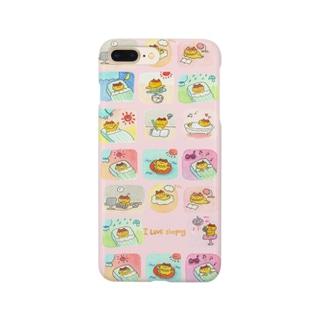 ピンクのiphoneケース Smartphone cases