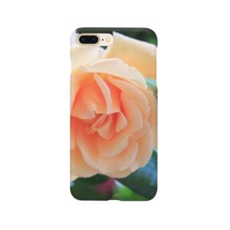 優しい薔薇 Smartphone cases