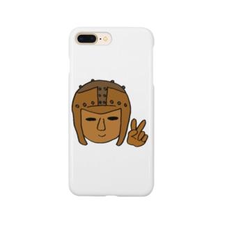 ピース埴輪 Smartphone cases