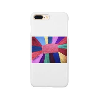 サーモン Smartphone cases