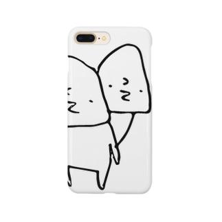 ひょっこり Smartphone cases