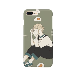 ラッキー卵 Smartphone cases
