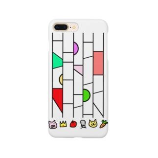 あみだくじ Smartphone cases