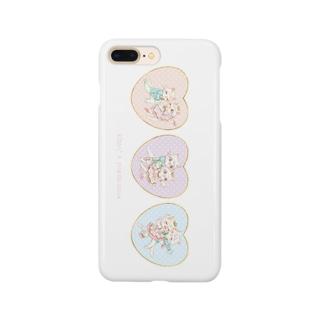 子猫のパ・ド・ドゥ Smartphone cases