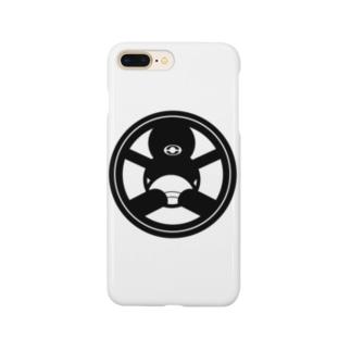 家紋ベイビー Smartphone cases