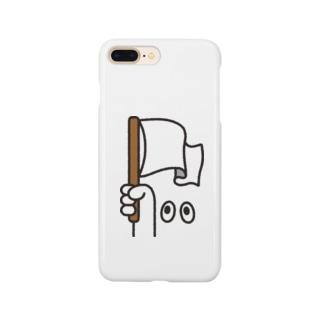 シロハタ Smartphone cases
