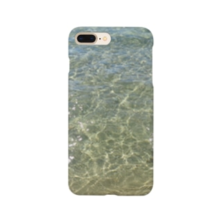 clear sea Smartphone cases