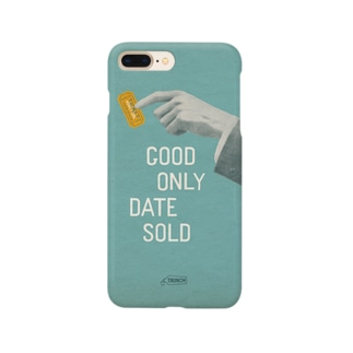 テアトルパピヨンの当日券(GOOD ONLY DATE SOLD) Smartphone cases