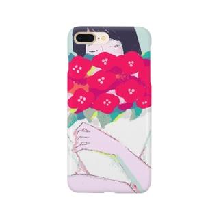 花咲く人 Smartphone cases