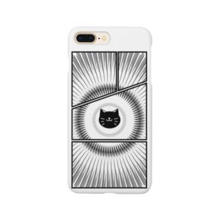 マンガ的表現 Smartphone cases