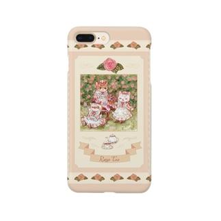 Rose tea Smartphone cases