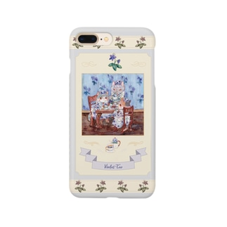 Violet Tea Smartphone cases