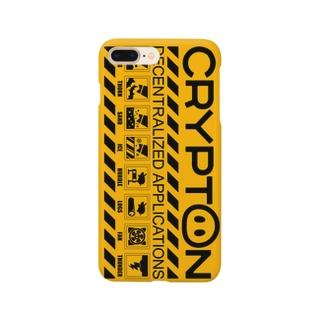 くりぷ豚 障害物アイコン Smartphone cases
