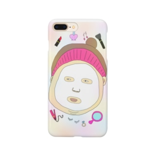 美しさの秘訣 Smartphone cases