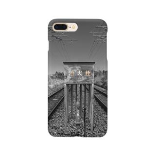ショウカセン Smartphone cases