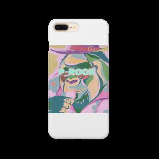P_ROCKのマカロン食す Smartphone cases