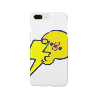 ぴよたそサンダー Smartphone cases