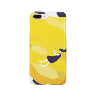 毎日図鑑のBUTTER POOL Smartphone cases