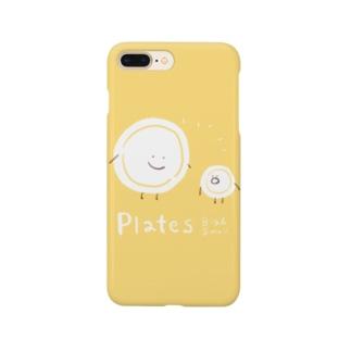 プレート親子 Smartphone cases