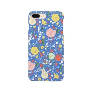 まるいともだちとおはな Smartphone cases