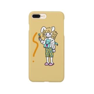 人参さん Smartphone cases