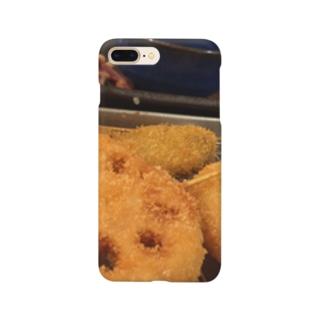 串カツ Smartphone cases