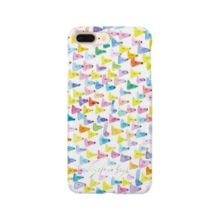 サイレンと犀 Smartphone cases
