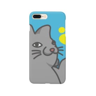 細々のみゃ~ご Smartphone cases