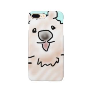 世界一幸せな動物 Smartphone cases