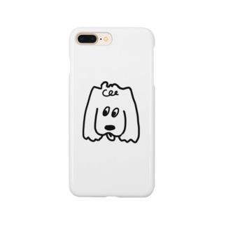 コッカースパニエル Smartphone cases