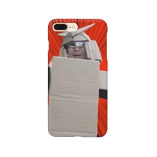 ダンボールではない!超合金だ! Smartphone cases