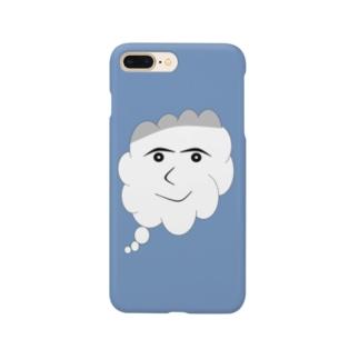 吹き出しの素顔 Smartphone cases
