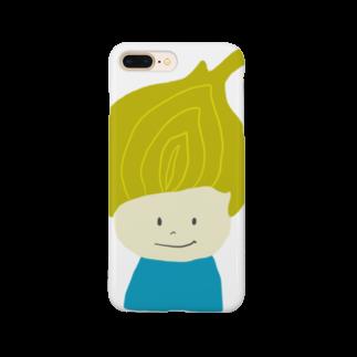 Zakuro-KayokoKawataのタマネギ坊や Smartphone cases