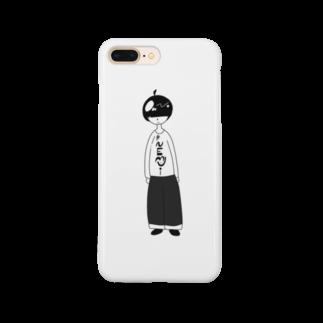 mabのDD.ねむ井くん Smartphone cases