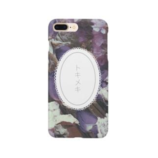 トキメキ Smartphone cases