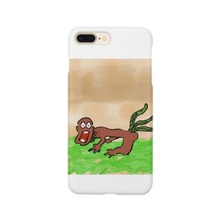 ガンバ君 Smartphone cases