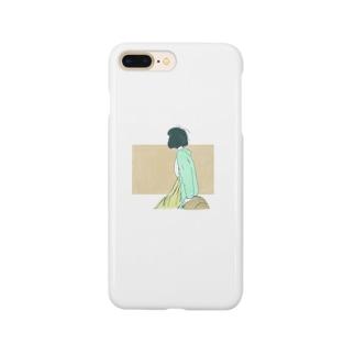 窓際にセンチメンタル Smartphone cases