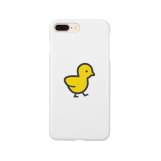 ▷            chiroruのぴよ。 Smartphone cases