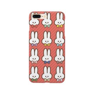 いっぱいららちゃん Smartphone cases