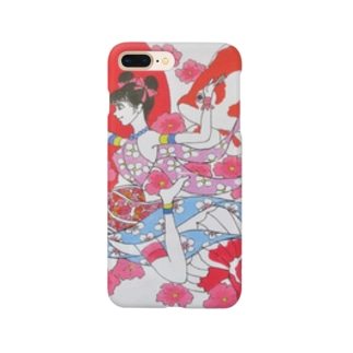 天女 Smartphone cases