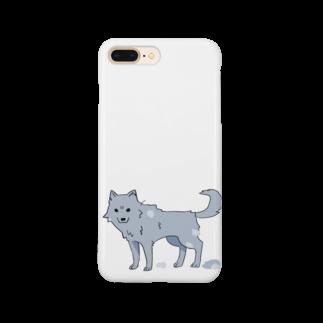 骨犬工房の換毛期の犬ver2 Smartphone cases