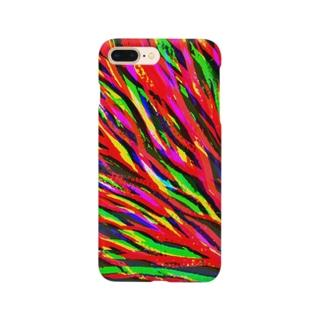 落雷 Smartphone cases