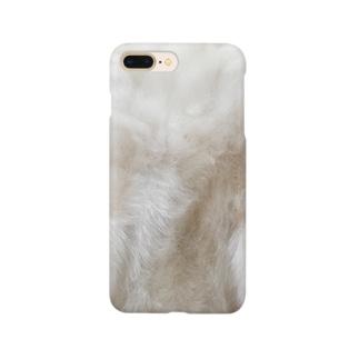 しばいぬの胸板 Smartphone cases