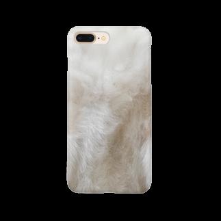 しばビジョンのしばいぬの胸板 Smartphone cases