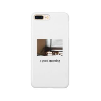 goodmorning Smartphone cases
