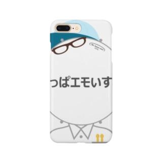 Mr.スネアマン Smartphone cases