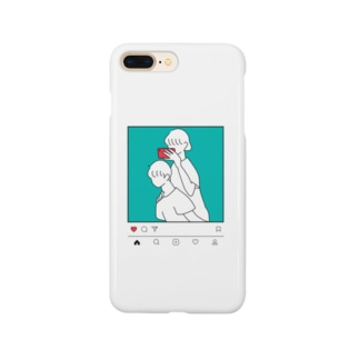 Morning in the Mirror1insta Smartphone cases