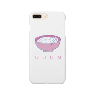 udon君 Smartphone cases